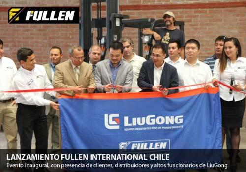 Lanzamiento Fullen International Chile