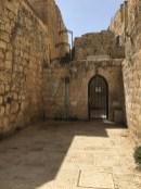 Less ornate door