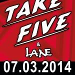 Take Five, Lane – POSTER Front (web)