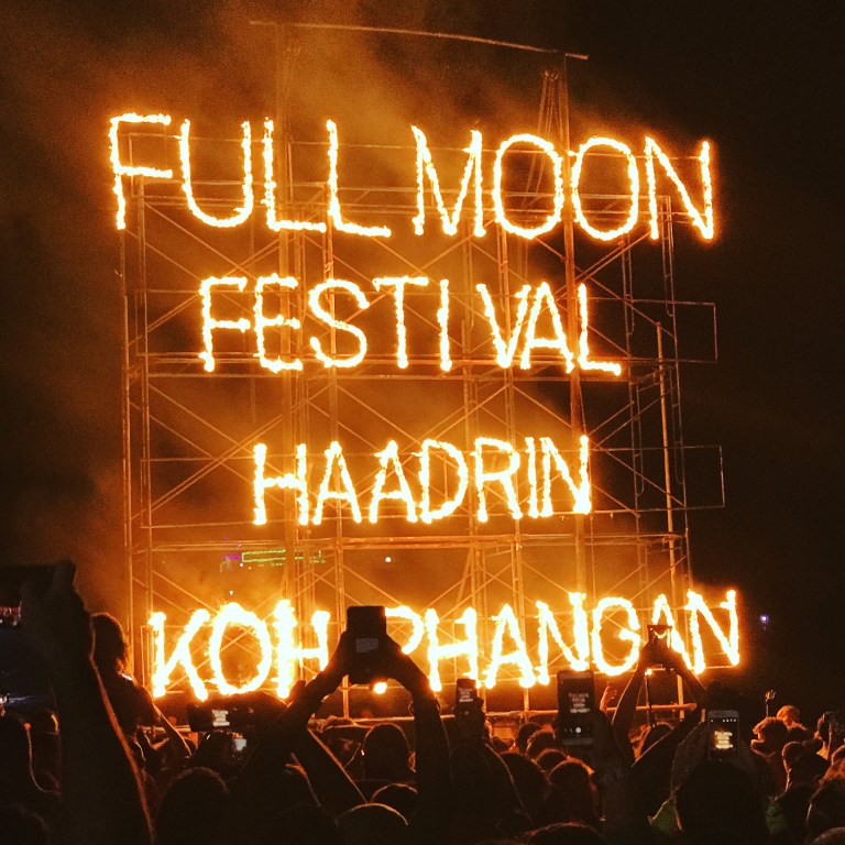 2018 FULL MOON PARTY