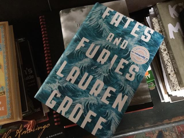 Reading Fates And Furies Fullmoonfiberart Com