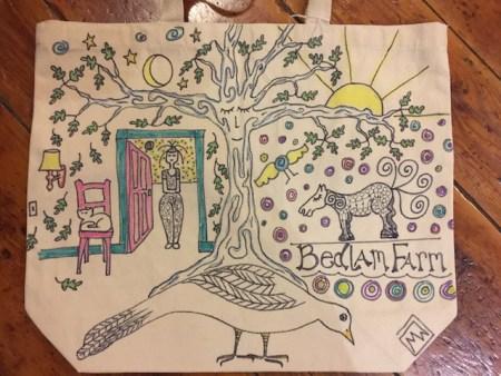 Bird with Tree