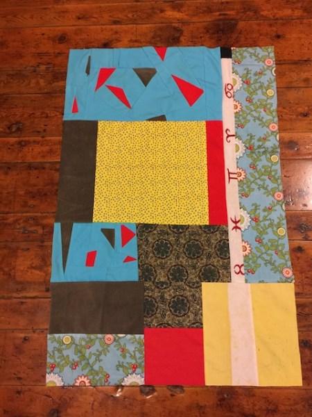 Linda'a Fifth quilt