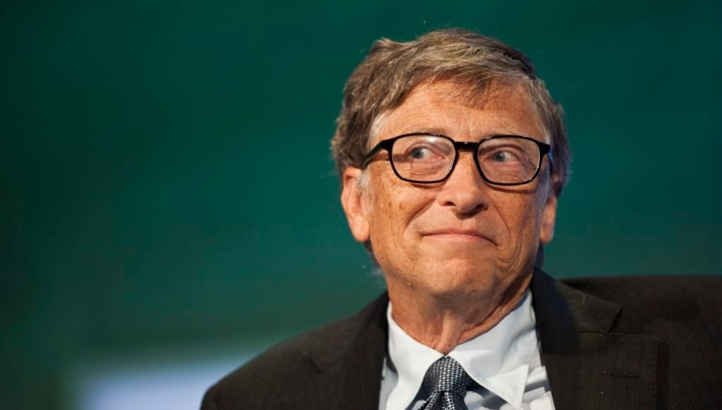 the early education of william bill h gates Improving education philanthropy books  click the toggle switch next to send me updates from bill gates  bill & melinda gates.