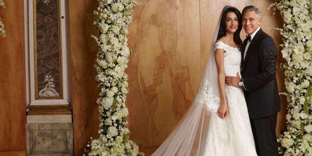 Amal Clooney wedding