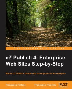 ez publish 4 enterprise website step by step