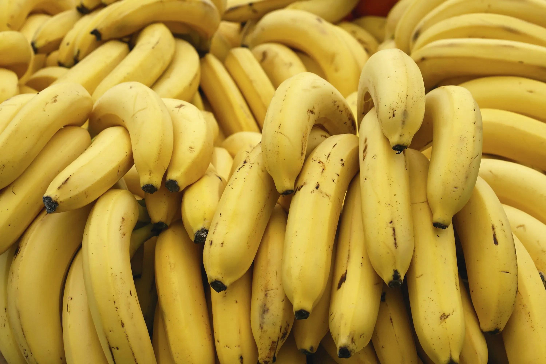 pile of bananas