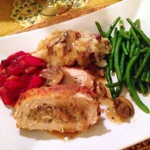 Holiday Roast at Thanksgiving