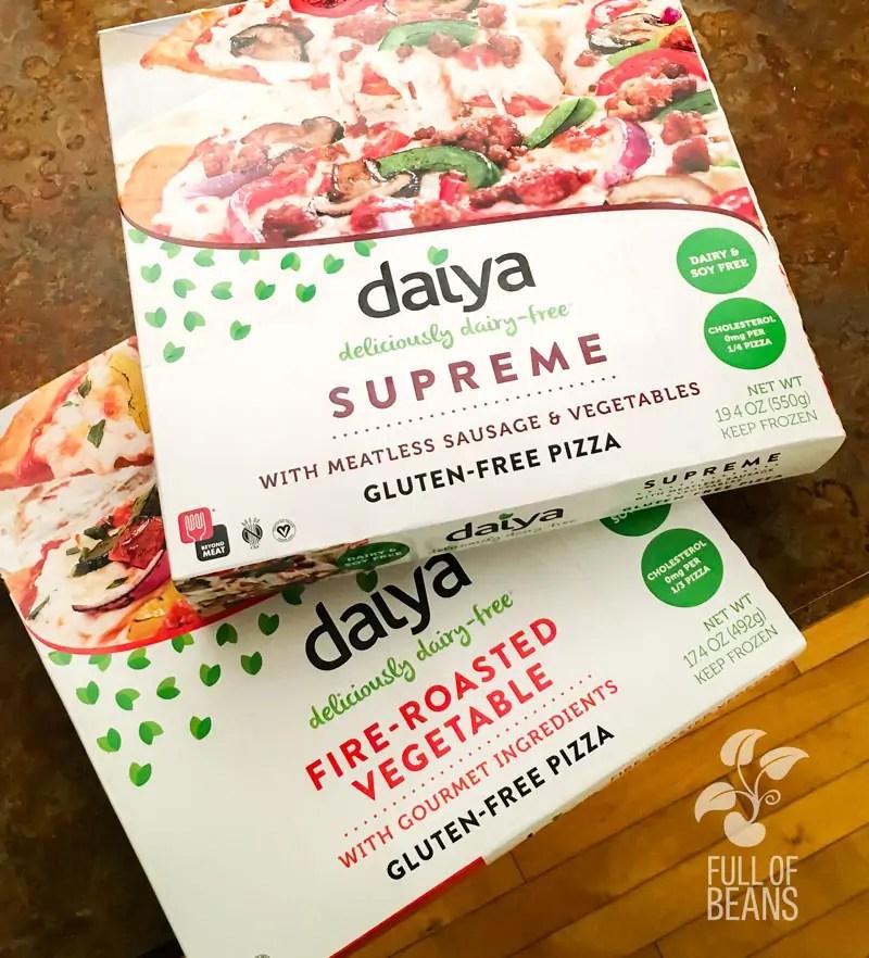 Daiya Frozen Pizza – Fast And Cheap
