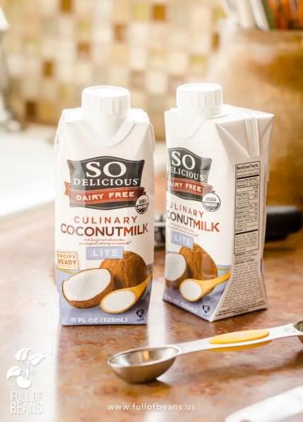So Delicious Lite Coconut Milk