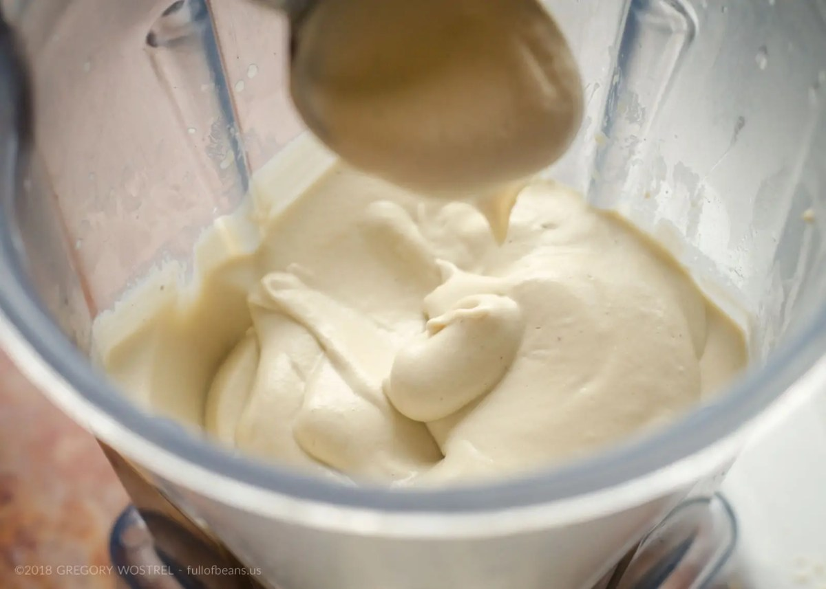 Vegan Ricotta Cheese (Cashew Cream)