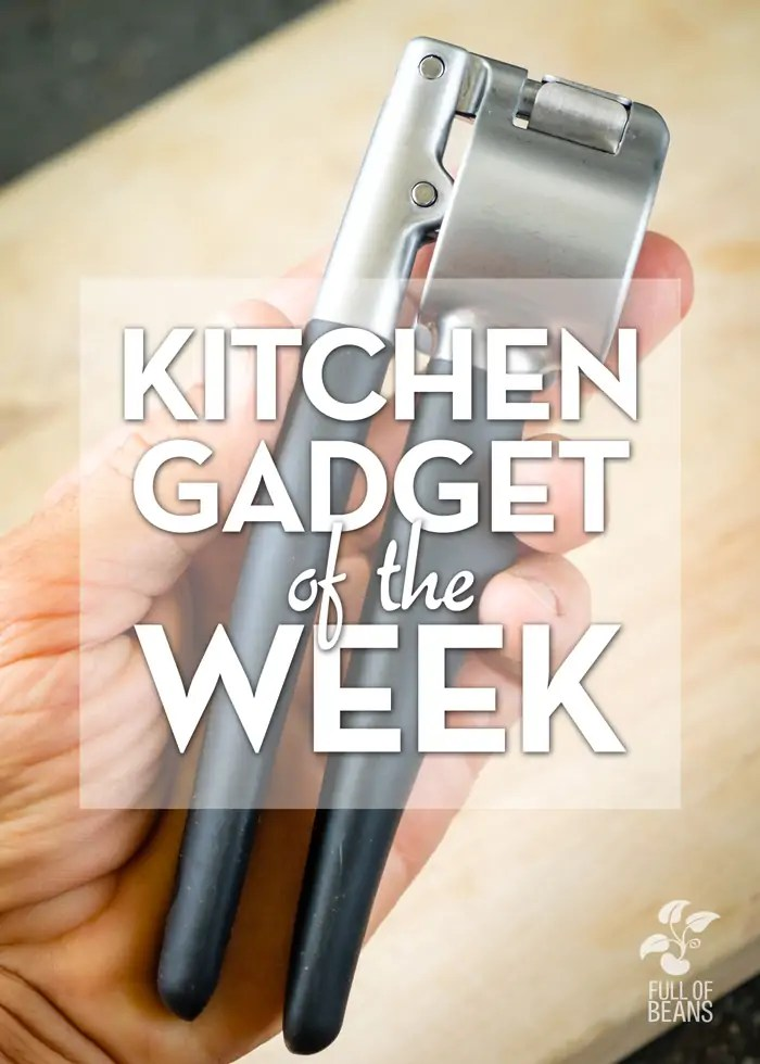 Kitchen Gadget Of The Week – The Garlic Press