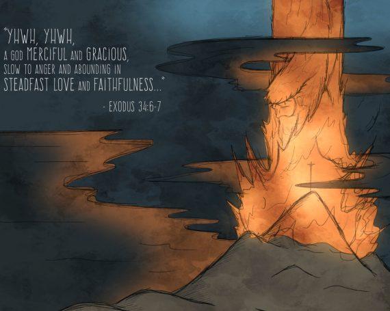 Exodus 34:6-7