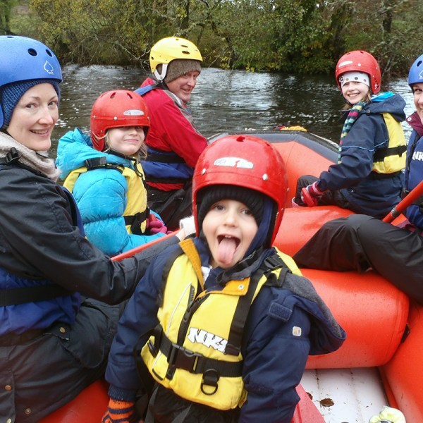Family Rafting Scenic Float Trip