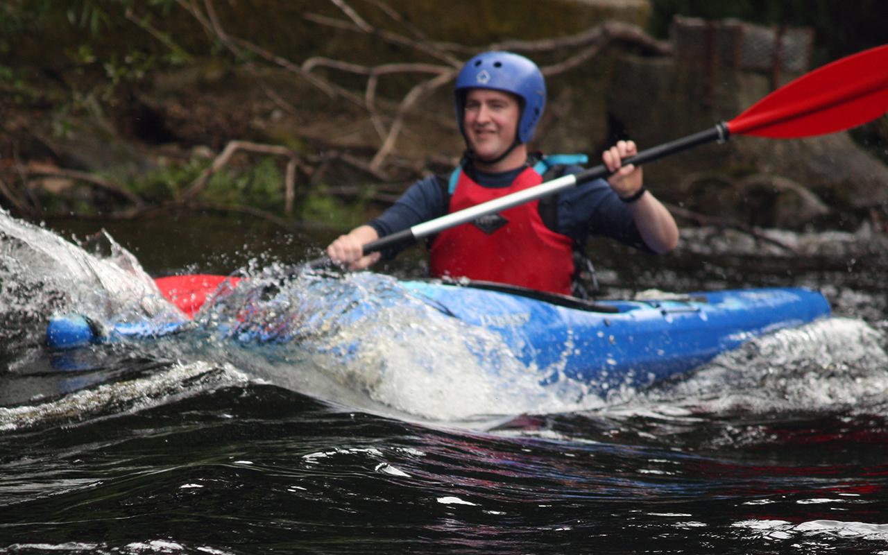 River Spey Kayak River Touring Trips