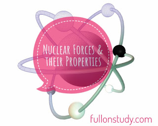 The protons which repeal each other electrostatically & the neutron which exert no electric force are held extremely close together inside a stable nucleus. In this topic, we will learn the properties of nuclear forces.
