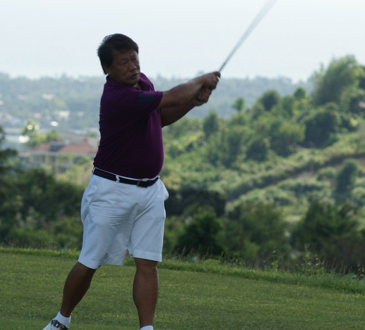 Yap leads winners of AVGCC December golfest