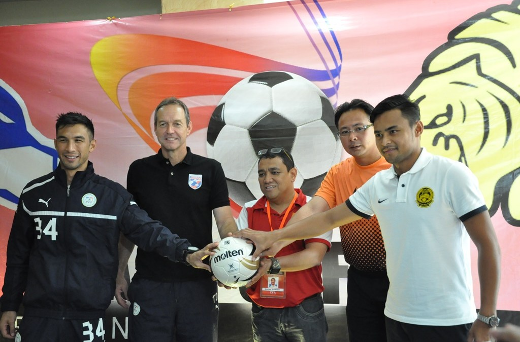 FACE OFF 2: Philippine Azkals vs. Malaysia Tigers tonight