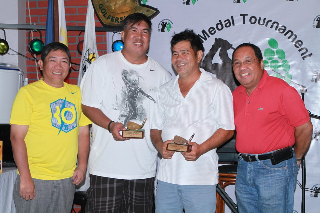 Vic Arnuco bagged the lowest gross honors for the guest division while Noel Abad scored the lowest net.