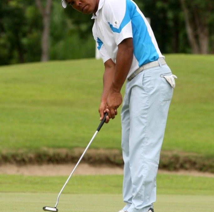 Balasabas surges past Gialon with solid 66