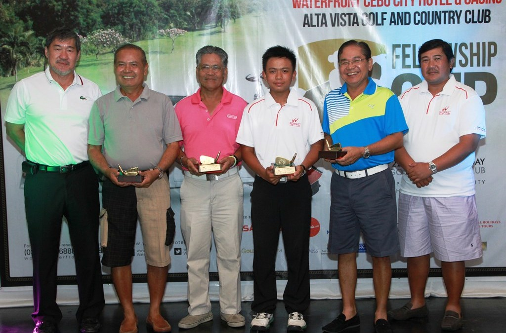 Gao and company top Waterfront-Alta Vista Fellowship Cup
