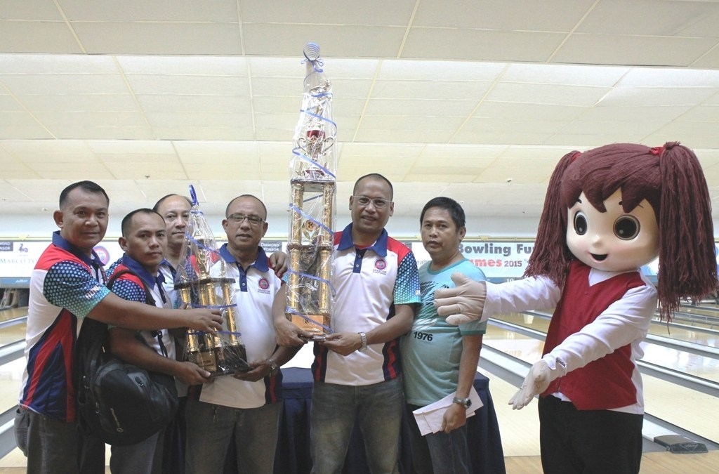 Opascor finishes 1-2 in CCCI bowlfest
