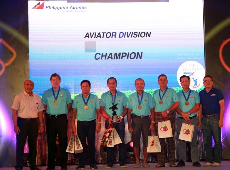 Alta Vista bags Aviator Div. title in PAL Seniors