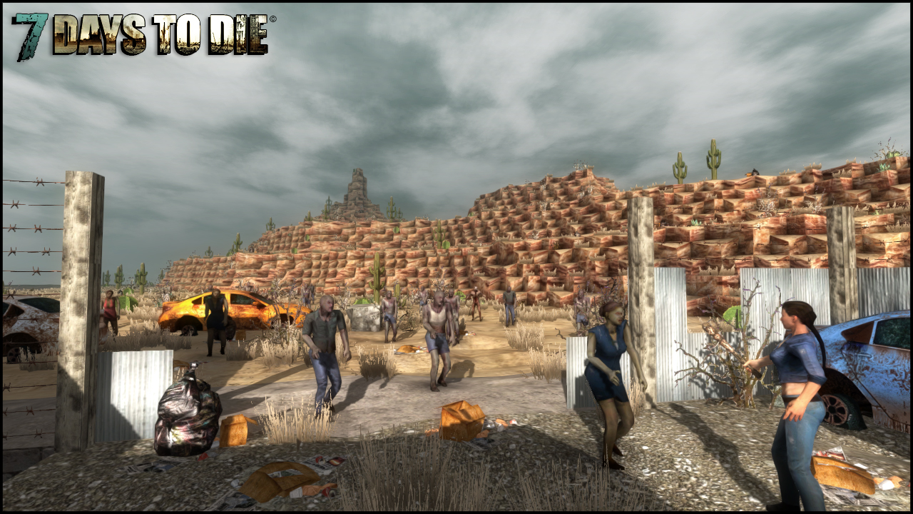 7 Days To Die PC Full Oyun Ndir Onlie Alpha 164 Full Program Ndir Full Programlar Ndir
