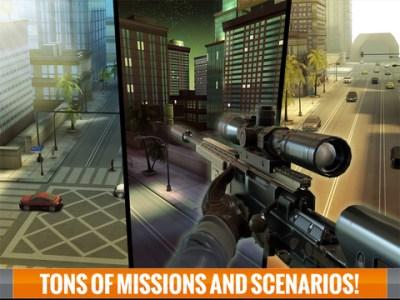 Sniper 3D Assassin Free Games Apk Full v1.14.2 PARA Mod Hile