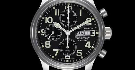 日本再上陸!スイス製腕時計「ゼノウォッチ (ZENO-WATCH)」が3/1から発売開始!