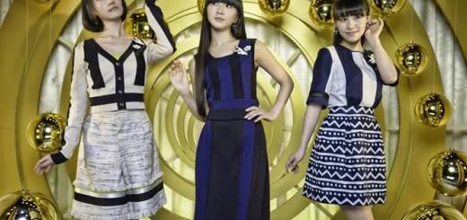 4/1からパフューム (Perfume)の新曲「Pick Me Up」と伊勢丹新宿店が連動!MVで着用する限定アイテムが販売!