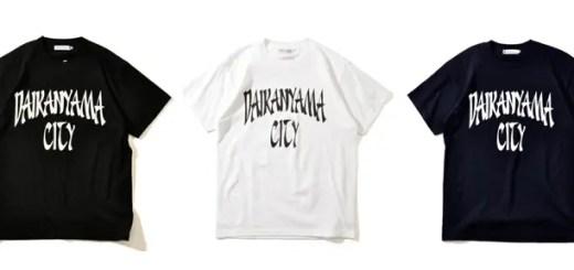 オシャレタウン代官山の必須アイテム!サイラス (SILAS) 「DAIKANYAMA CITY」Tシャツ等の「JAPONISM COLLECTION」
