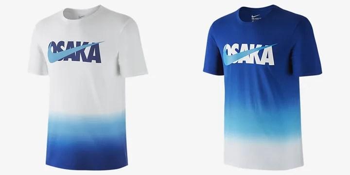 ナイキから「TOKYO」「OSAKA」グラフィックが際立つTシャツとキャプが発売!「NIKE スウッシュ プールサイド」