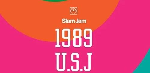 マルチカラーアイテム!アンディーフィーテッド × スラムジャム 25th コラボ! (UNDEFEATED SLAM JAM 25th ANNIVERSARY)