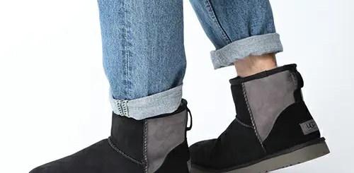 BEAMS別注!アグ × ビームスとのコラボ「Classic Mini ブーツ」が予約中! (UGG AUSTRALIA BEAMS)