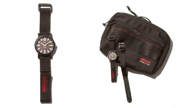 ビューティアンドユース別注!ブリーフィング × タイメックスとのトリプルコラボの腕時計が発売! (BEAUTY&YOUTH BRIEFING TIMEX)