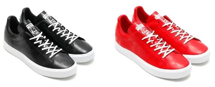 7月下旬発売!アディダス オリジナルス スタンスミス バルカナイズド (adidas Originals STAN SMITH VULC) [B24541] [B24542]