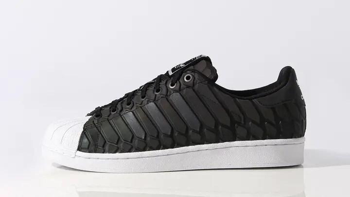 ブラックも追加!今度はスーパースターが闇夜で光る!アディダス オリジナルス スーパースター XENO (adidas Originals SUPERSTAR) [D69366]