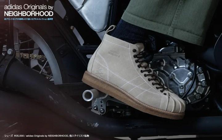 遂にラスト!ネイバーフッド × アディダス オリジナル (adidas Originals NEIGHBORHOOD)が発売!