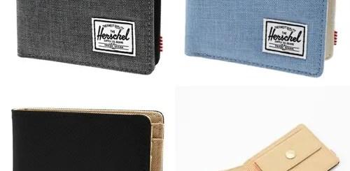 ビームス別注 × ハーシェル サプリーのコラボウォレットが発売!(BEAMS Herschel Supply Co 財布)