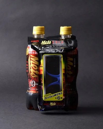 Lafayette × KIRIN METS COLAのコラボサングラスが全国のコンビニで発売!(ラファイエット キリン メッツ コーラ)