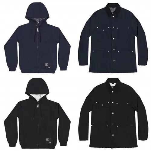 UNDERCOVER × Carhartt 「Zip-Up Sweatshirt」「Shirt」がDSMNYで発売中!(アンダーカバー カーハート)