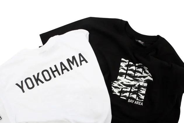 10/10オープンの「UNDEFEATED YOKOHAMA」!記念TEEが発売!(アンディフィーテッド 横浜)