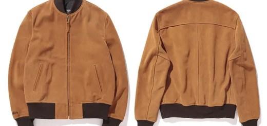 10/23発売!STUSSY × Schott NYC 「Suede Jacket」 (ステューシー ショット ニューヨーク スエード ジャケット)