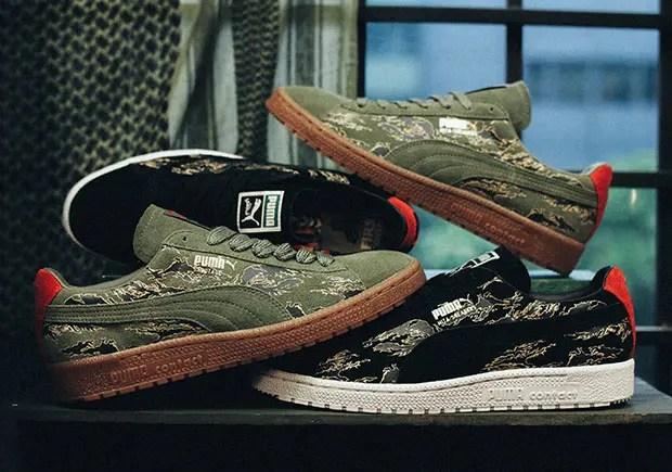 """11月発売予定!mita sneakers × SBTG × PUMA CLYDE """"First Contact"""" (ミタスニーカーズ サボタージュ プーマ クライド)"""