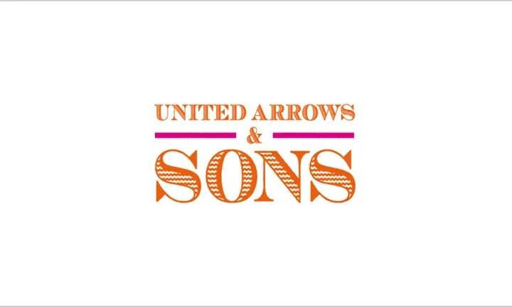 ユナイテッドアローズ & サンズ (UNITED ARROWS & SONS)の公式ショッピングサイトがオープン!