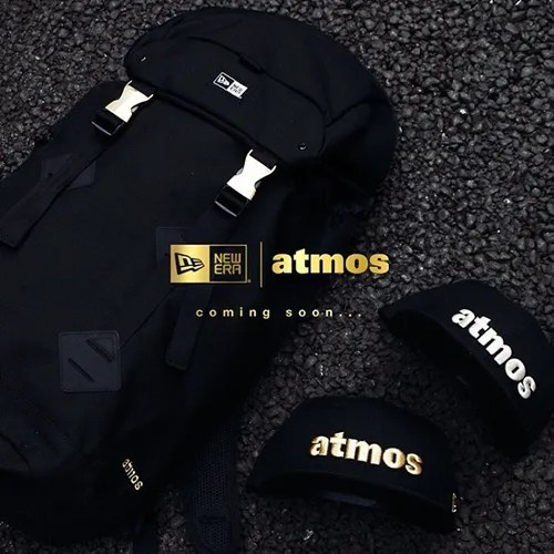 ATMOS × NEW ERA 「59FIFTY」「RUCKSACK」が近日発売予定! (アトモス ニューエラ)