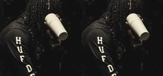 Chief Keef × HUFとのコラボアイテムが近日リリース! (チーフ・キーフ ハフ)