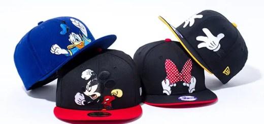 Disney × NEW ERA コラボアイテムが発売! (ディズニー ニューエラ)