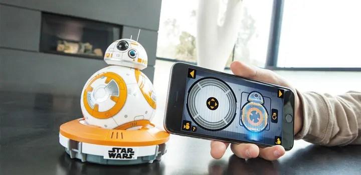 スマホで動くSTAR WARS BB-8!「BB-8 App-enabled Droid」が発売! (スターウォーズ)
